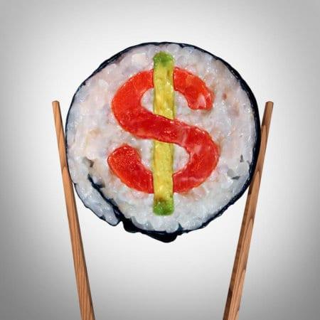 Shushi or Dollar Sign?